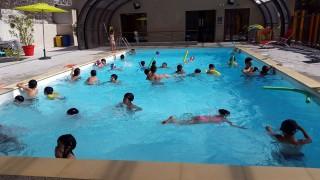 La piscine intercommunale de Pont de Labeaume