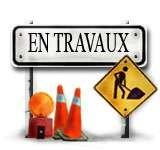 Travaux de réfection complète de la bande de roulement entre Burzet et Saint-Pierre de Colombiers