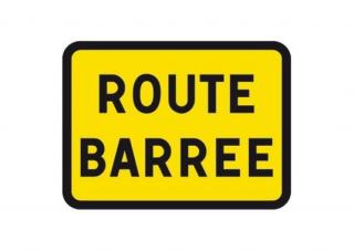 route-barre